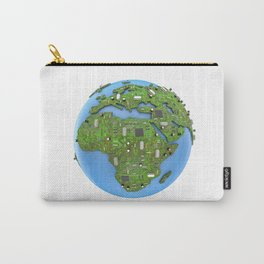 Data Earth Carry-All Pouch