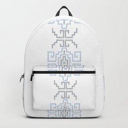 Southwestern Santa Fe Indian Pattern Backpack
