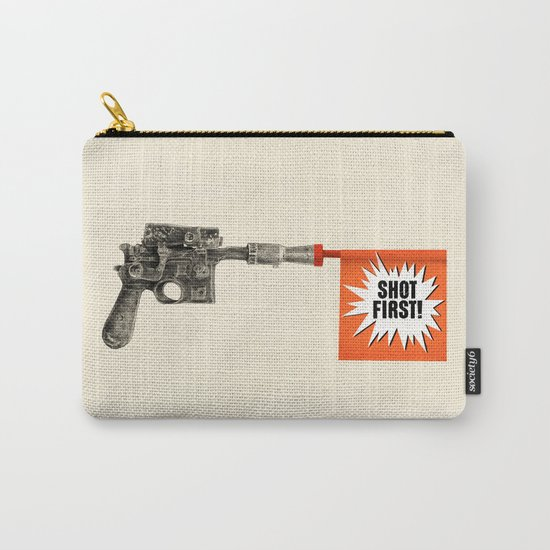 Shot First Carry-All Pouch