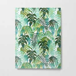 LOST - In the jungle Metal Print