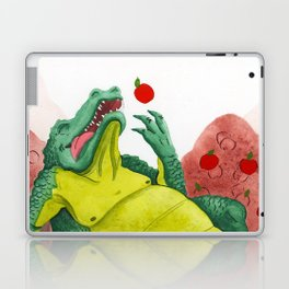 Allison's Alligator Laptop & iPad Skin