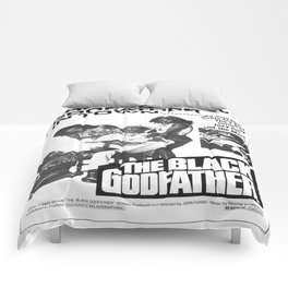The Black Godfather Comforters