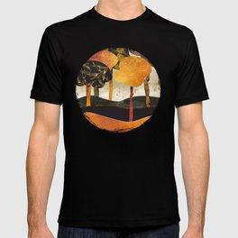 Metallic Forest T-shirt