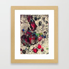 Abstract 19 Framed Art Print