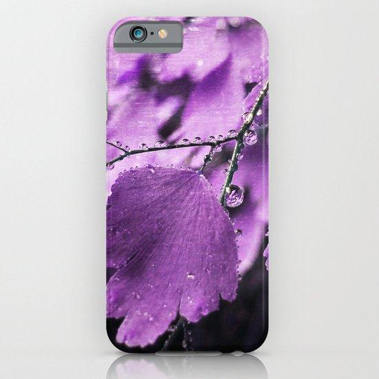 Lavender Fern iPhone & iPod Case