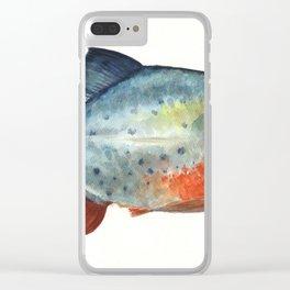 Piranaha Clear iPhone Case
