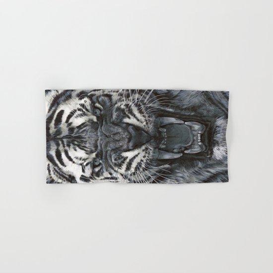 Tiger Roar! - By Julio Lucas Hand & Bath Towel