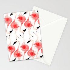 Flamingos! Stationery Cards