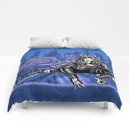 Gotham Catgirl Comforters