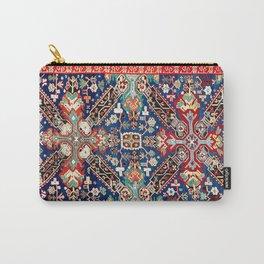Zeikhur Kuba East Caucasus Rug Print Carry-All Pouch