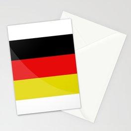 Germany flag Stationery Cards