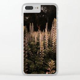 Acantos Clear iPhone Case