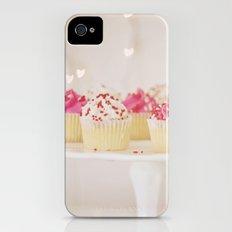 I Heart Cupcakes! Slim Case iPhone (4, 4s)