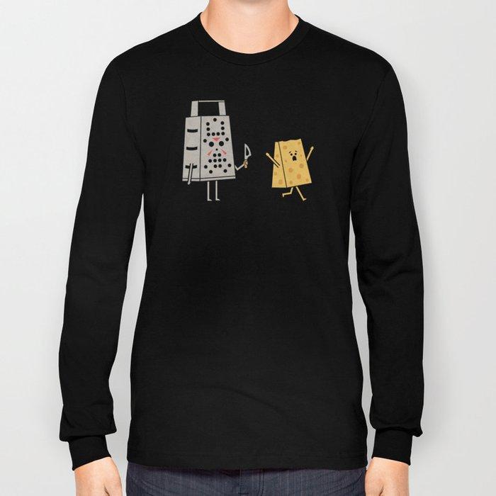 Jason Gorecheese Long Sleeve T-shirt