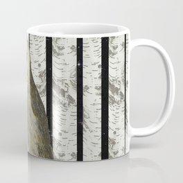 An owl look out Coffee Mug