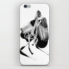 Ballet Dancer Shoes iPhone & iPod Skin