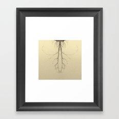 branches#05 Framed Art Print