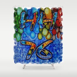 HH 76 Shower Curtain