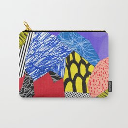 Colors & Shapes Carry-All Pouch