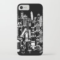 skate iPhone & iPod Cases featuring Skate! by Paul McCreery
