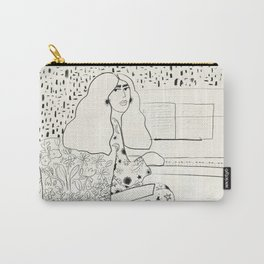 Sound of fingertips Carry-All Pouch