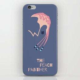 RiFF RaFF The Peach Panther iPhone Skin