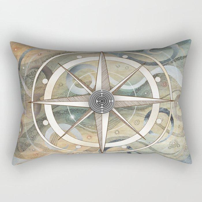 pathfinder Rectangular Pillow