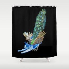 Goddess of Many Eyes 4 Shower Curtain