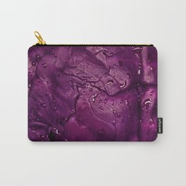 Wet: Purple Carry-All Pouch