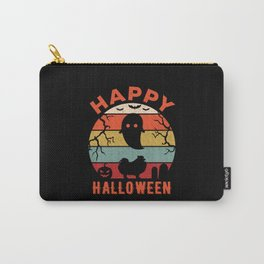 Pomeranian Happy Halloween Carry-All Pouch