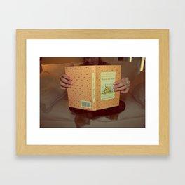 Winnie•the•Pooh Framed Art Print