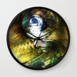 Potential for change Wall Clock