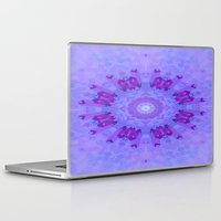 lavender Laptop & iPad Skins featuring Lavender... by Cherie DeBevoise
