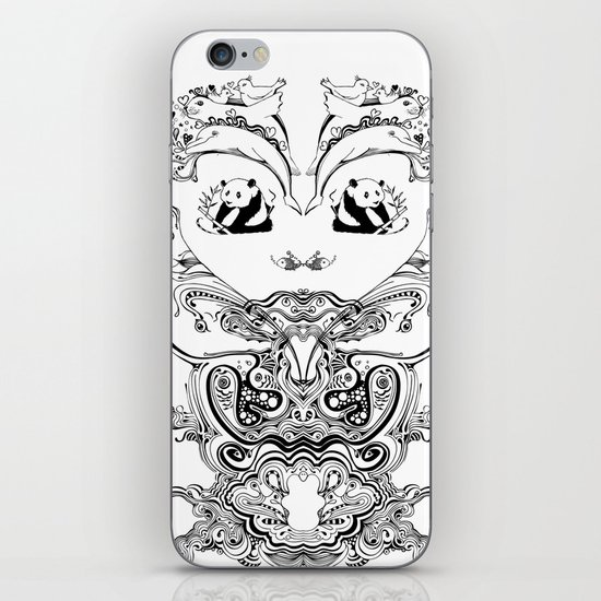Hello Future iPhone & iPod Skin