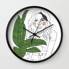 Green Time in the Meantime - 3 Wall Clock