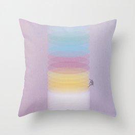 human nature #6 Throw Pillow