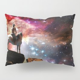 Native American Universe Pillow Sham