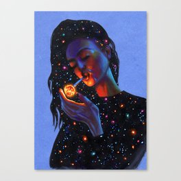 Ask the Universe Canvas Print