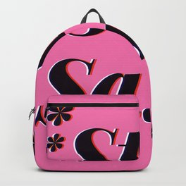 Stay Sassy Backpack