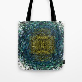 Geode Abstract 01 Tote Bag