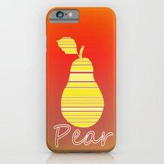Curvy Pear iPhone 6s Slim Case