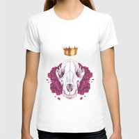 gore T-shirts featuring glory and gore by Viivi K