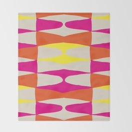 Zaha Chicago 68 Throw Blanket