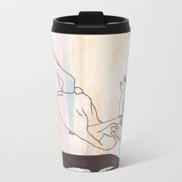 Drowning Metal Travel Mug
