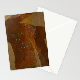 joelarmstrong_rust&gold_082 Stationery Cards