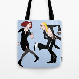 The Transylvanian Twist Tote Bag