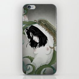 BUG GIRL iPhone Skin