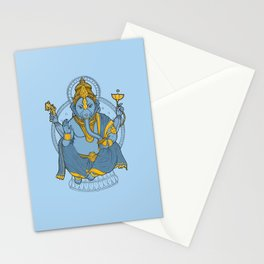 Alienphant Stationery Cards