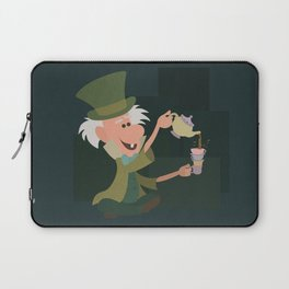 Mad Tea Party Laptop Sleeve