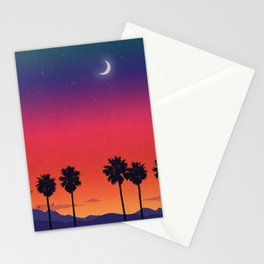 Once Golden Stationery Cards